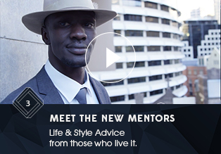 Meet our new Mentors