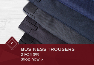 Business Trousers Sale
