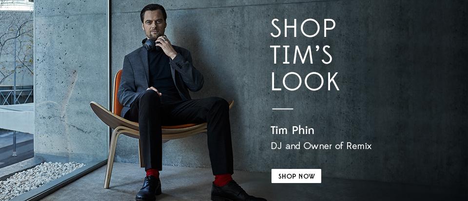 Shop Tim\'s Look