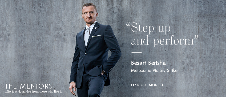 Mentor Besart Berisha - Find Out More