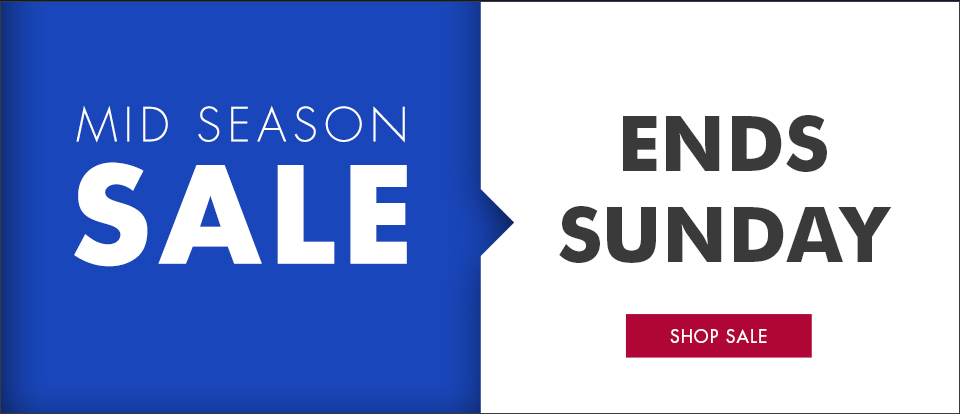Mid season sale ends Sunday + free shipping Austrian wide on order 100$ or more at Vanheusen.com.au